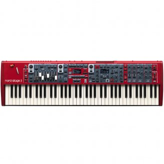 Nord Stage 3 Compact 73 Keyboard