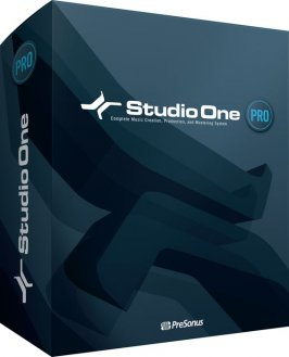 PreSonus Studio One Pro Software