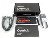 Elektron Overhub - A USB hub tailored for Overbridge
