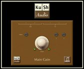 Kush Audio UBK Main Gain Stereo In and Out Monitor Control