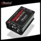 Radial Engineering JCR Studio Reamper Passive Reamp Re-amp