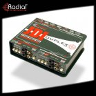 Radial Engineering JDI Duplex mk4 Stereo Direct Box