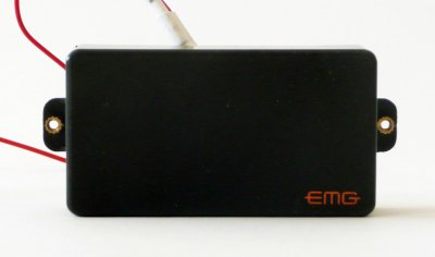 EMG-89R Split Coil Humbucking Active Guitar Pickup
