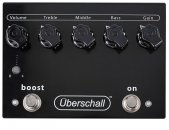Bogner Uberschall Distortion / Boost Guitar Effects Pedal