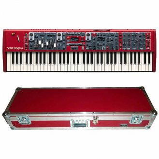 Nord Stage 3 Compact 73-Key Stage Piano NEW + ATA Flight Case